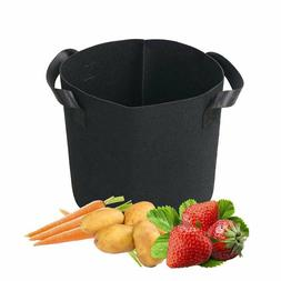 20 -Pack 1 Gallon Fabric Grow Pots Durable Planting Bags Pla