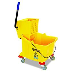 Carlisle 3690404 Commercial Mop Bucket With Side Press Wring