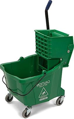 Carlisle 3690409 Commercial Mop Bucket With Side Press Wring