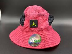 Nike Air Jordan Basketball Jumpman Poolside Bucket Hat Pink