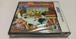 Back at the Barnyard: Slop Bucket Games  NDS 2DS 3DS NEW