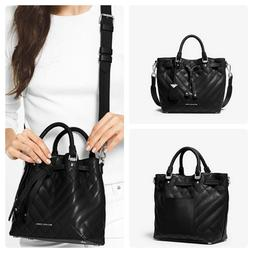 Michael Kors Blakely Small bucket bag leather quilted handba