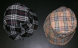 Brand New Reversible Bucket Hat one Size Unisex Pick Color