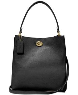 Brand New with tags - COACH Charlie Bucket Bag 55200 Black/G