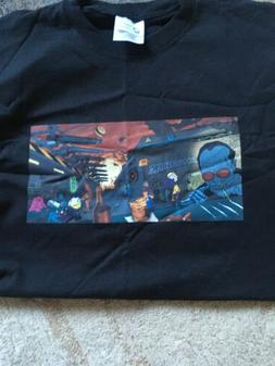 Buckethead; Phonosycographdisk TEE SHIRT XL, Never Worn