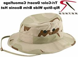 Rothco Camouflage Military Tactical Wide Brim Bucket Boonie