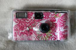 Lilly Pulitzer Disposable Camera Resort White Chum Bucket NW