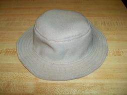 """DOLLS TAN KHAKI BUCKET HAT for 16-17-18"""" CPK Cabbage Patch K"""