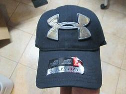 "UNDER ARMOUR ""HEAT GEAR"" MENS TRAINING HAT  FLEX FIT NWT $30"