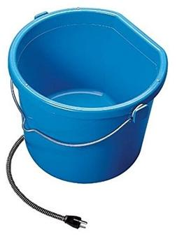 ALLIED HEATED WATER BUCKET Heavy Duty Plastic 6ft Cord Keeps