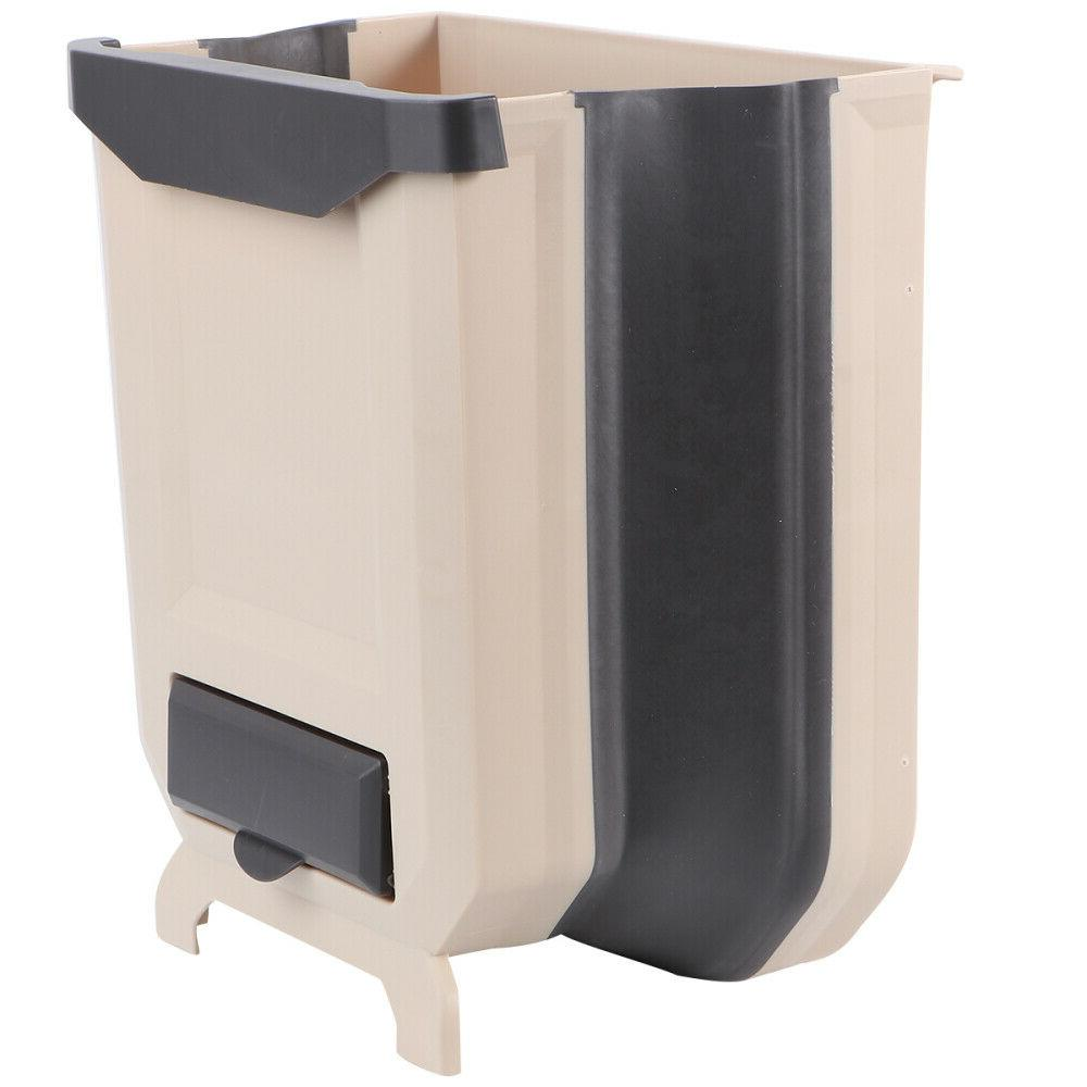 1PC Garbage Can Wall Hanging Bucket for Home