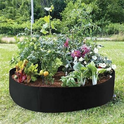 3 Size Plant Root Pots Container Fabric