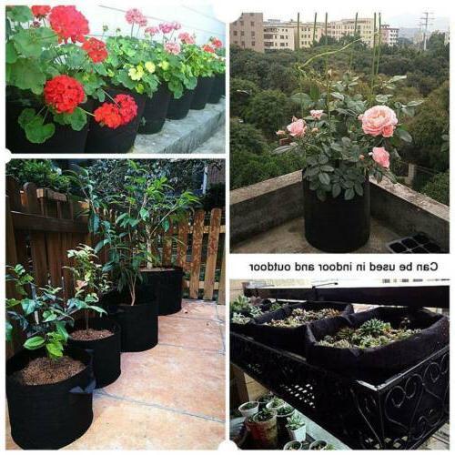 5/10/15 Gallon Bag Pot Plant Pack Handle