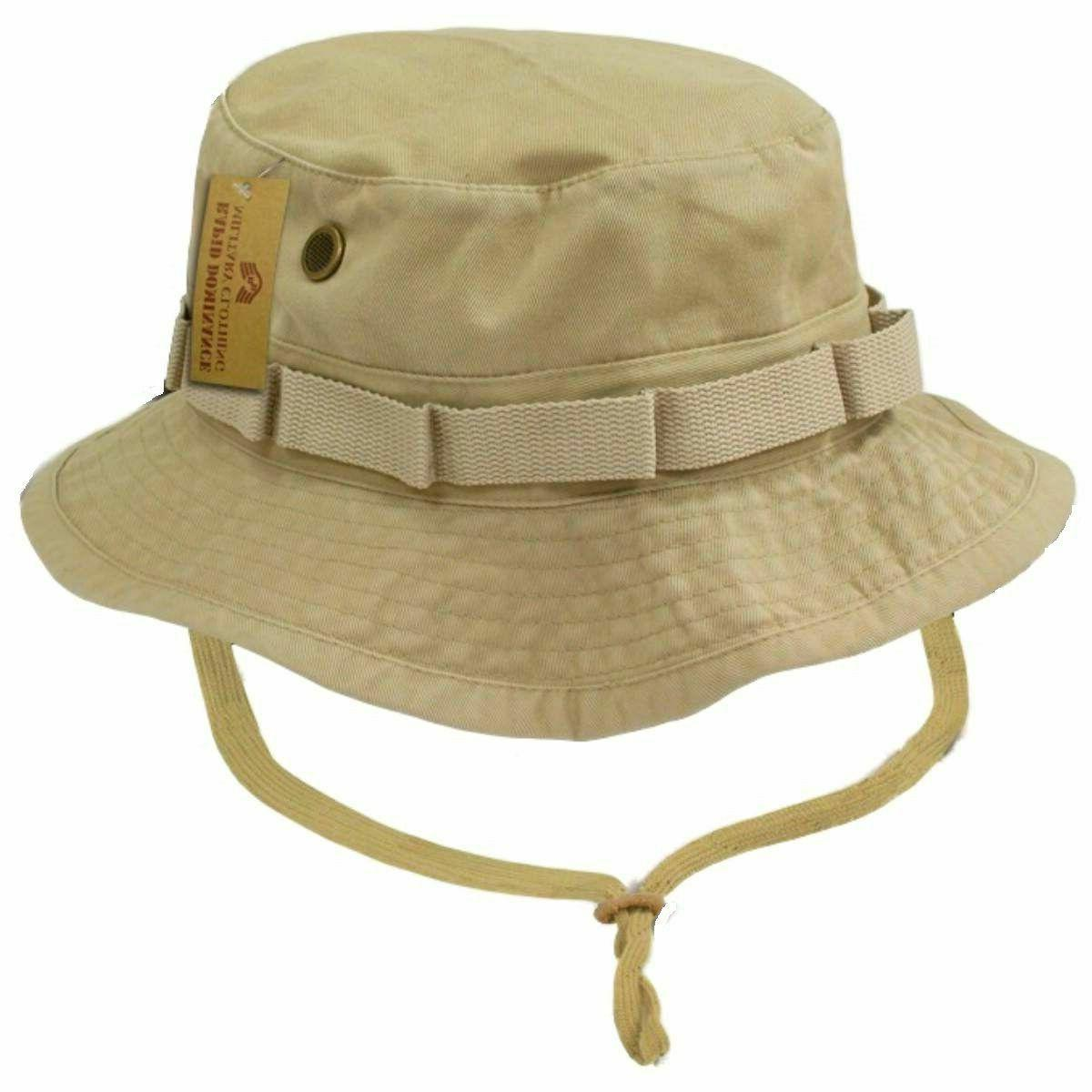 Army Military Boonie Hunting Army Fishing Bucket Hat Rapid D