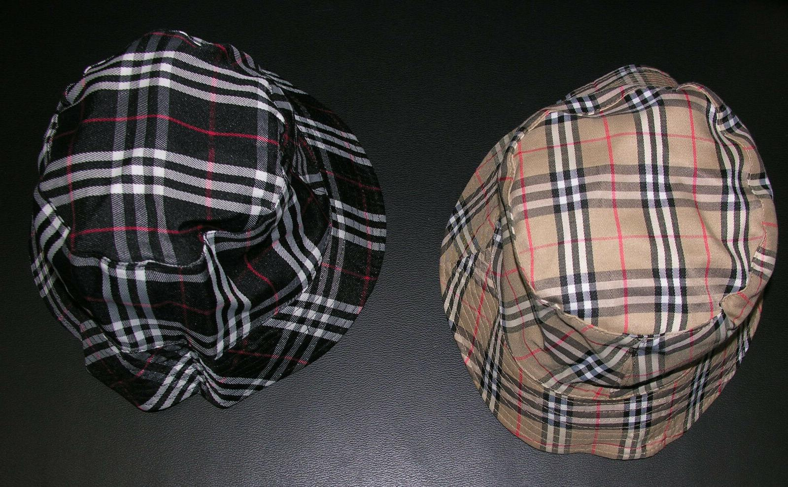 brand new reversible bucket hat one size