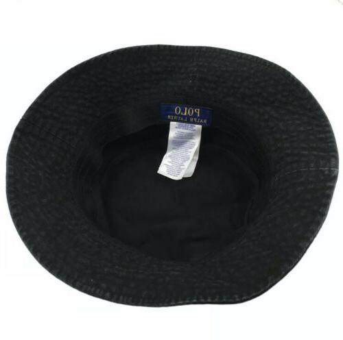 Polo Hat Black Authentic SELLER