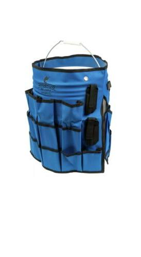 fishing bucket caddy tackle saltwater fits 5