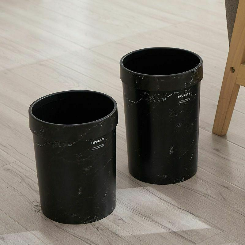 Home Eco-Friendly Shapes Trash Cans Storage Top