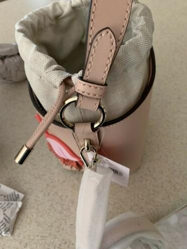 NWT Kate Spade BY THE POOL Leather BUCKET BAG
