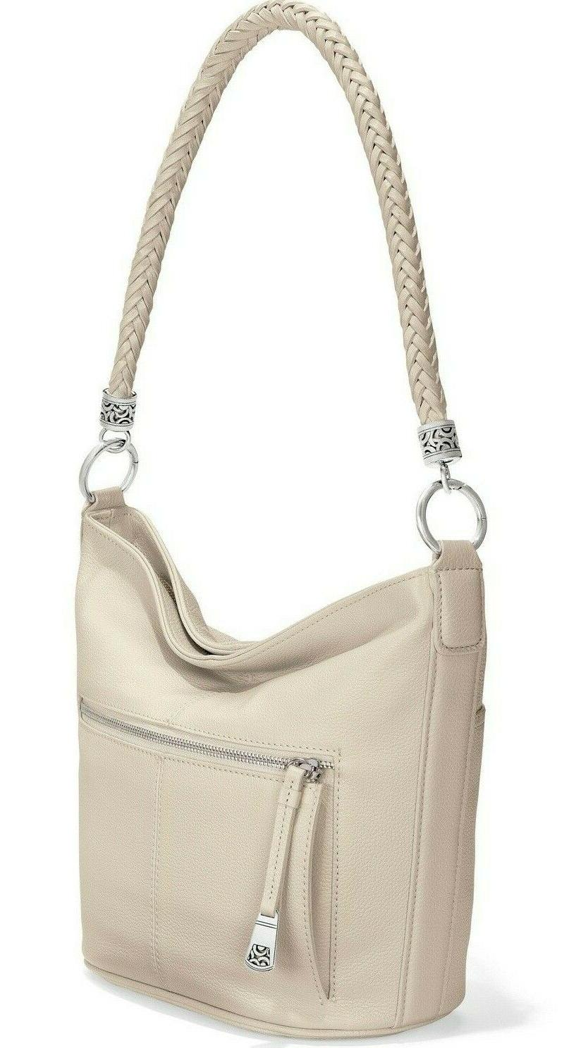 nwt your bag beck cream white bucket