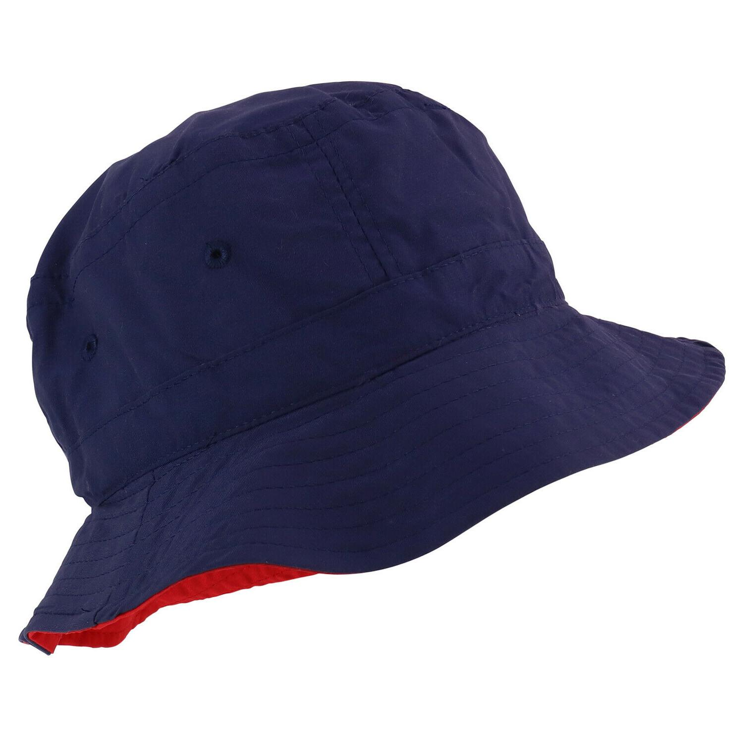 quality reversible polyester microfiber bucket hat free