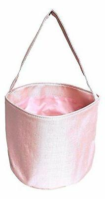 Shimmer Childrens Fabric Bucket Tote Bag - Toys - Easter Bas