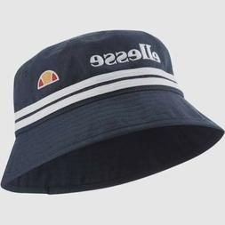 Ellesse Lorenzo Bucket Hat Navy White Men's Hat