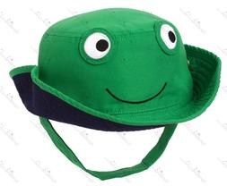 nwt green hop to it frog smile