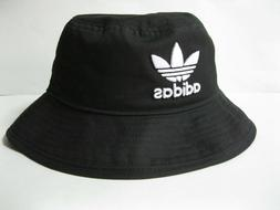 Adidas Adicolor Bucket Hat BK7345 Black White Men Women Big