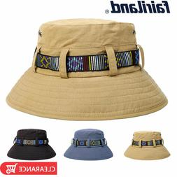 Outdoor Windproof Fishing Hats UV Protection Sun Cap Camping