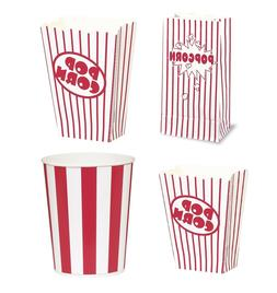 POPCORN Boxes/Buckets/Bags