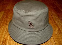 Smog  KANGOL  Washed   Bucket  Hat  Style K4224HT