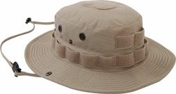 Rothco Tactical Boonie Hat Ripstop Wide Brim Bucket Cap Sun
