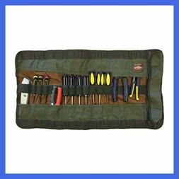 Tool Roll In BROWN 70004 1 Pack FREE SHIPPING ONE COLOR Tool
