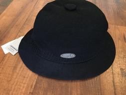 Kangol Tropical Ventair Snipe Hat Black Bucket Hat Hip Hop S