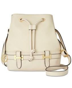 Women's Handbags Giani Bernini Pebble Leather Bridle Bucket
