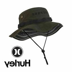 Hurley X Cryptik Mana Boonie Bucket Hat size Small Medium -